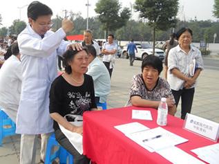 健康入社区:中老年人常见骨科疾病知识讲座